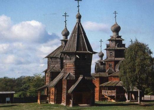 Що подивитися в Росії?