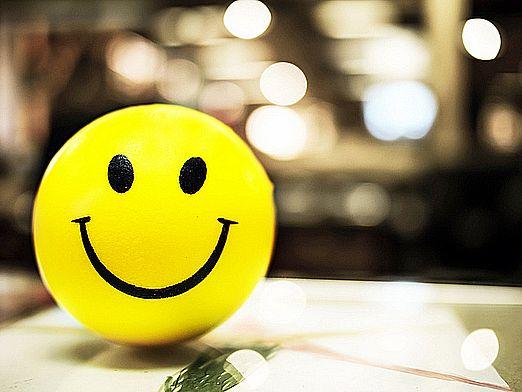 Що змушує посміхатися?