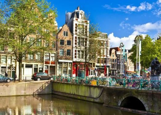 Як дістатися до Амстердама?