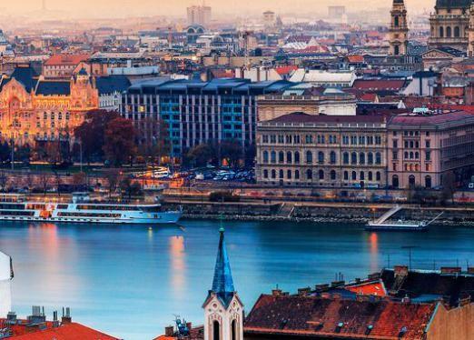 Як дістатися до Будапешта?