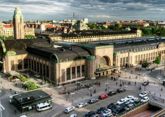 Як дістатися до Гельсінкі?