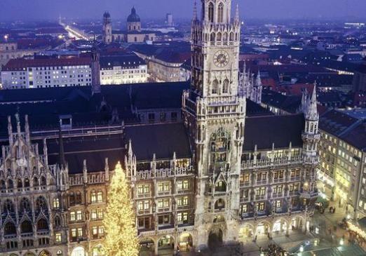 Як дістатися до Мюнхена?