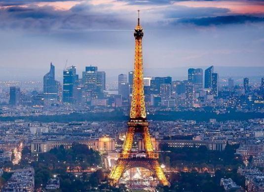 Як дістатися до Парижа?