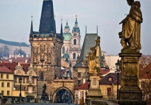 Як дістатися до Праги?