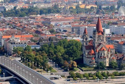 Як дістатися до Відня?