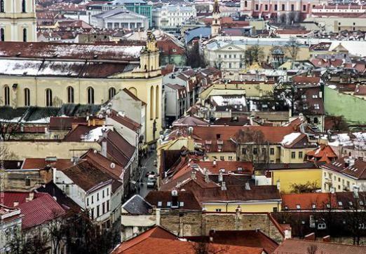 Як дістатися до Вільнюса?
