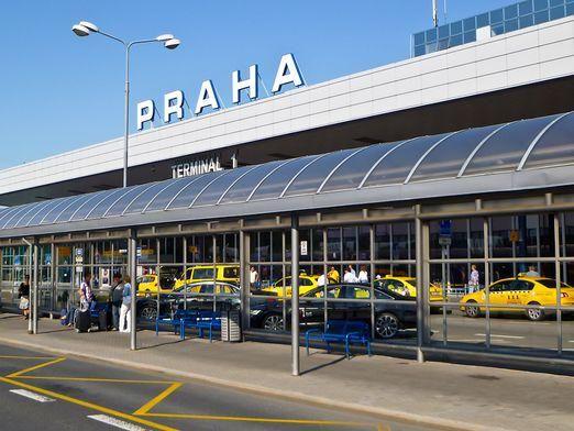Як дістатися з аеропорту Праги?