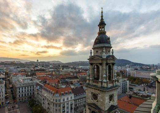 Як доїхати до Будапешта?