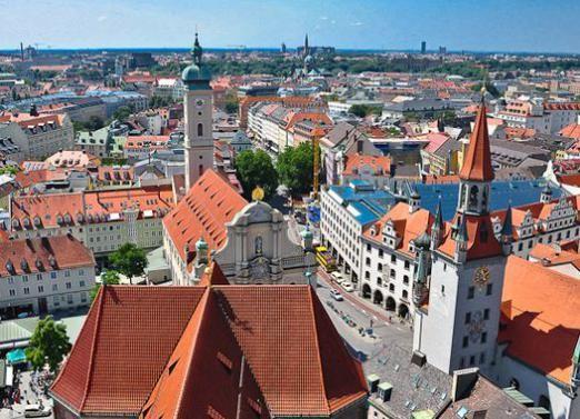 Як доїхати до Мюнхена?