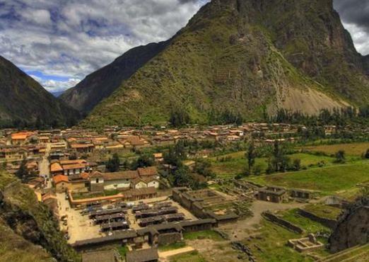 Як доїхати до Перу?