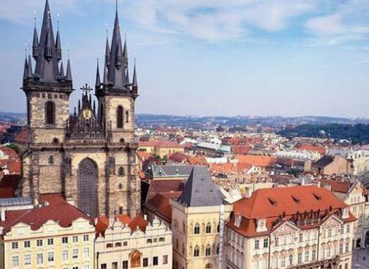 Як доїхати до Праги?