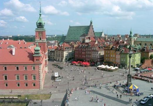 Як доїхати до Варшави?