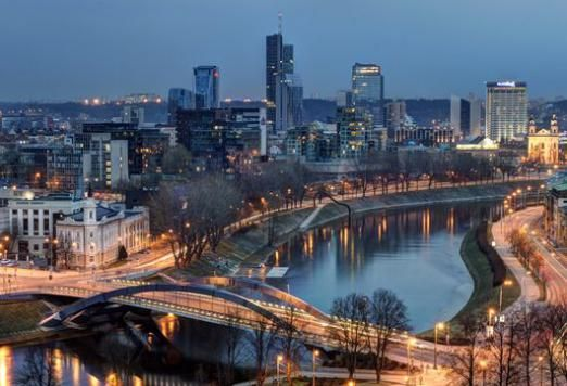 Як доїхати до Вільнюса?