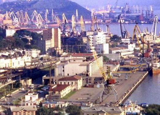 Як доїхати до Владивостока?