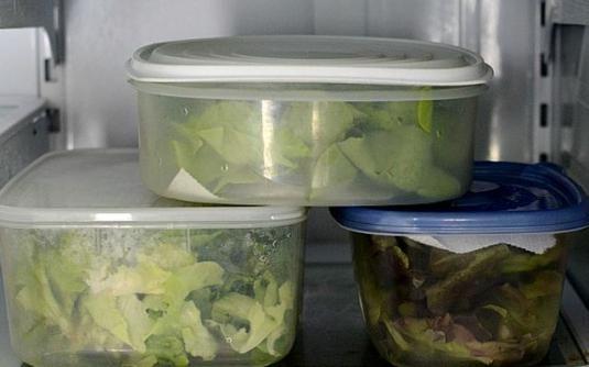 Як зберігати зелень?