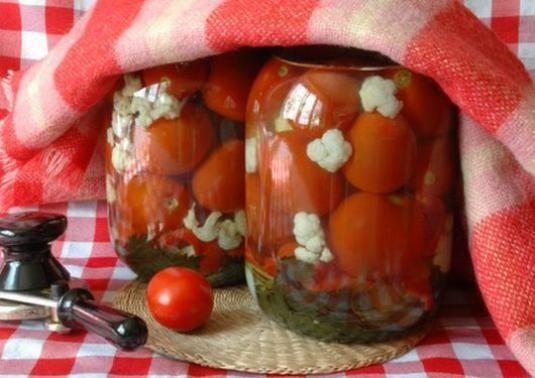 Як консервувати помідори?