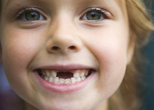 Як змінюються зуби?