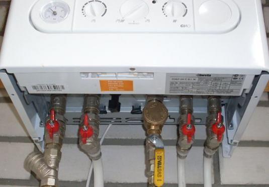 Як підключити газовий котел?