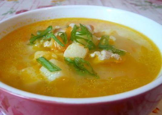 Як приготувати курячий суп?