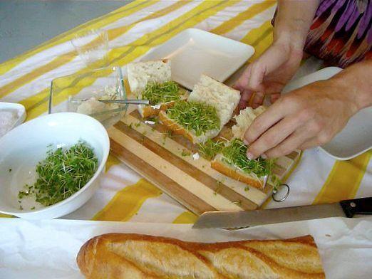 Як зробити бутерброд?
