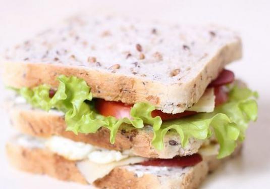 Як зробити сендвіч?