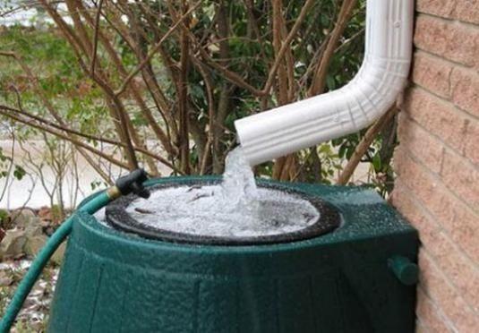 Як зібрати воду?