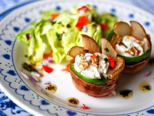 Як прикрасити салати?