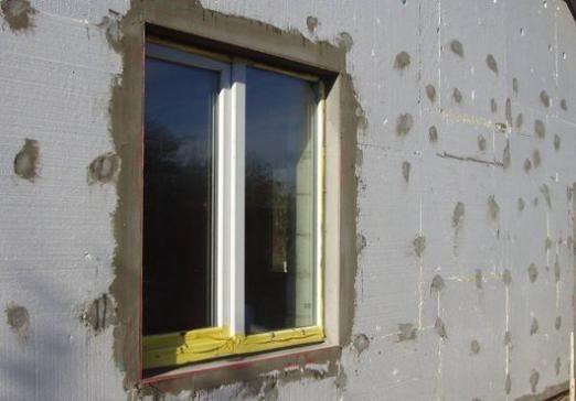 Як утеплити цегляну стіну?