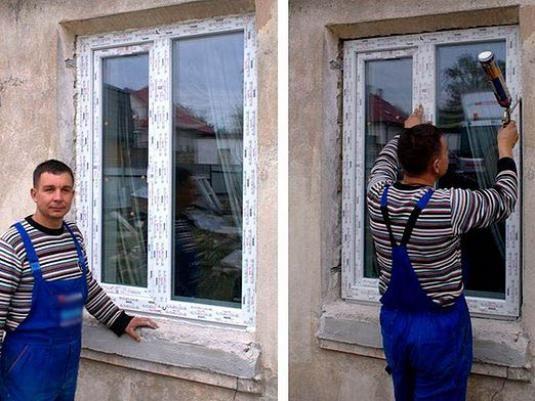 Як утеплити пластикові вікна?