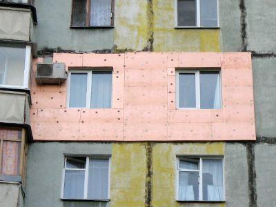утеплити стіну
