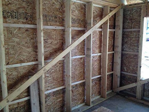 Як утеплити стіни зсередини?