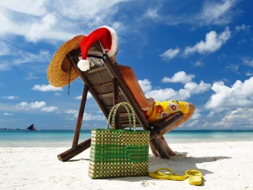 Куди на море в січні?