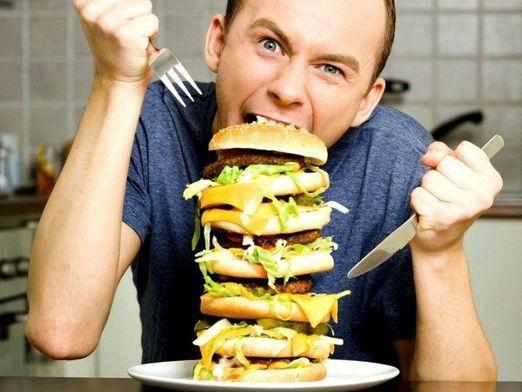 Чому не можна багато їсти?
