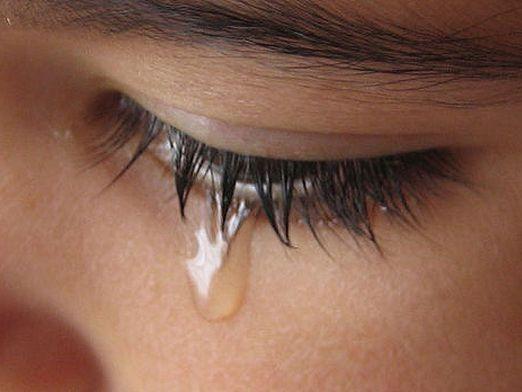 Чому течуть сльози?