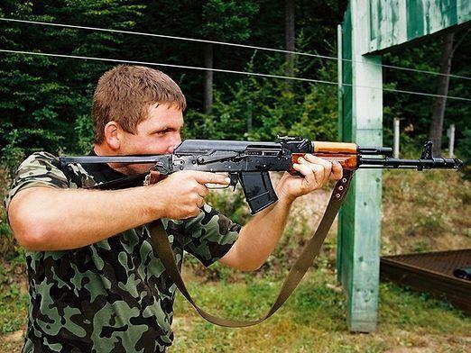 Правила поводження зі зброєю