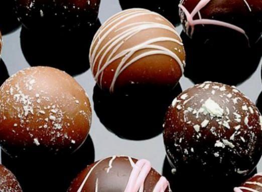 Скільки калорій в шоколадній цукерці?