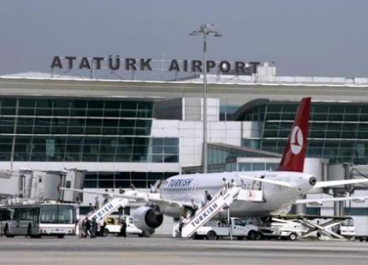 Скільки летіти до Туреччини?